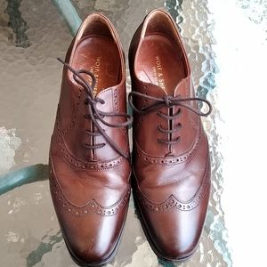 Wolf and Shepherd Men's Brown Dress Shoes …